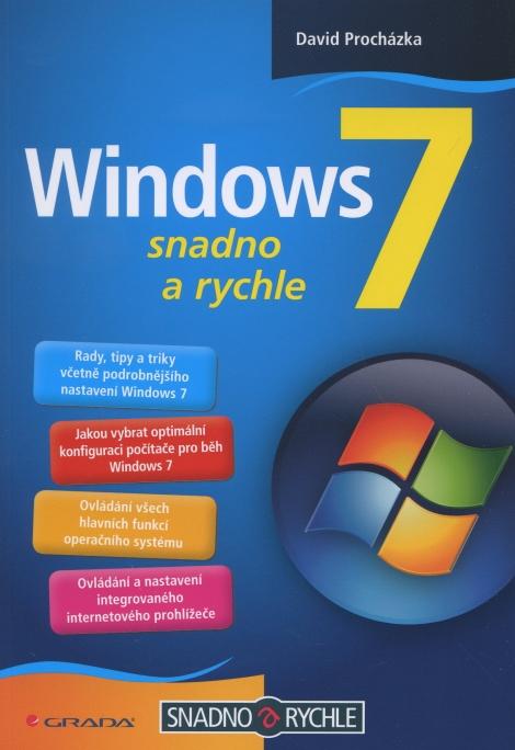 Windows 7 - snadno a rychle -