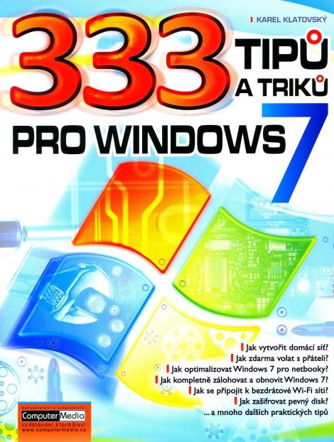 333 tipů a triků pro Windows 7 -