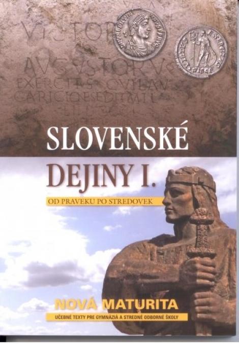 Slovenské dejiny I. - Kristian Elschek