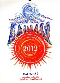 Kalendář 2012 - Jordánová -