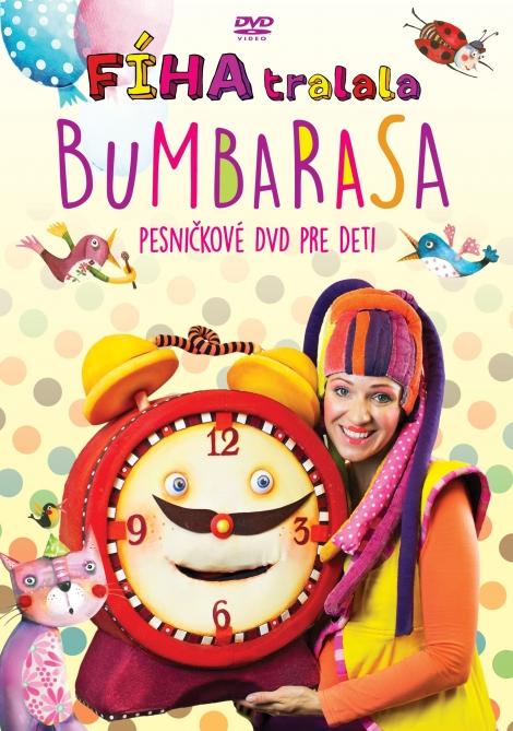 Fíha tralala - Bumbarasa - DVD - kolektív