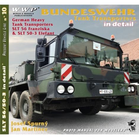 Bundeswehr Tank Transporters in detail -