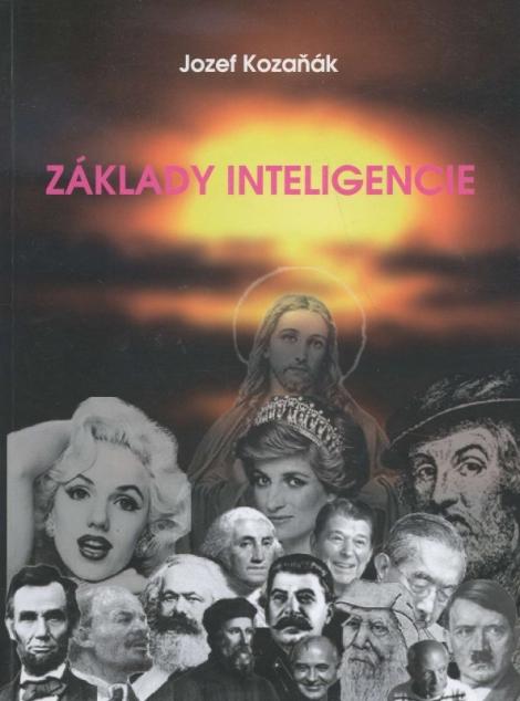 Základy inteligence - brož. - Jozef Kozaňák