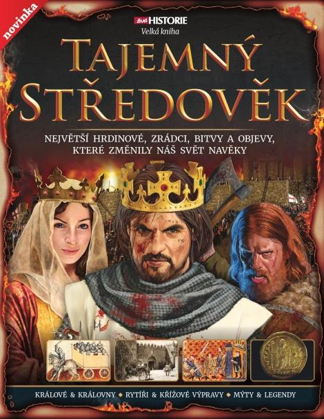 Tajemný středověk - kolektiv