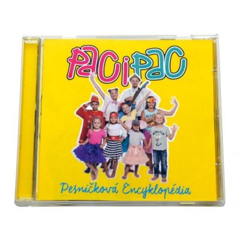 Paci Pac: Pesničková encyklopédia - CD