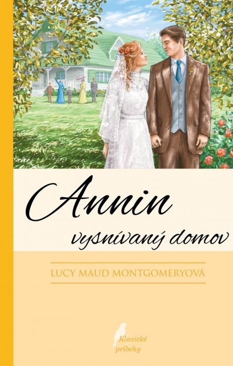 Annin vysnívaný domov - Anna zo Zeleného domu 5