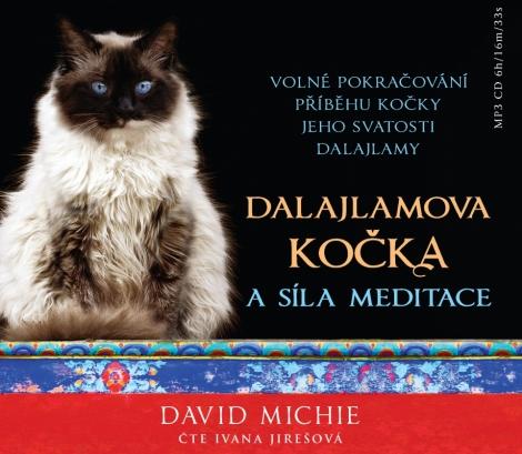 Dalajlamova kočka a síla meditace - MP3 CD -