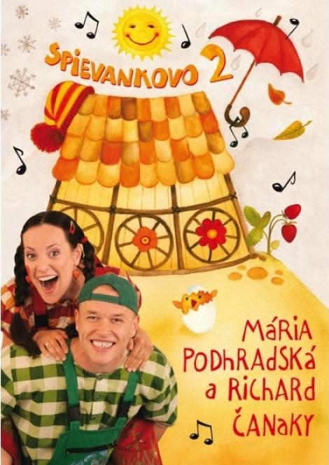 Spievankovo 2 - DVD -