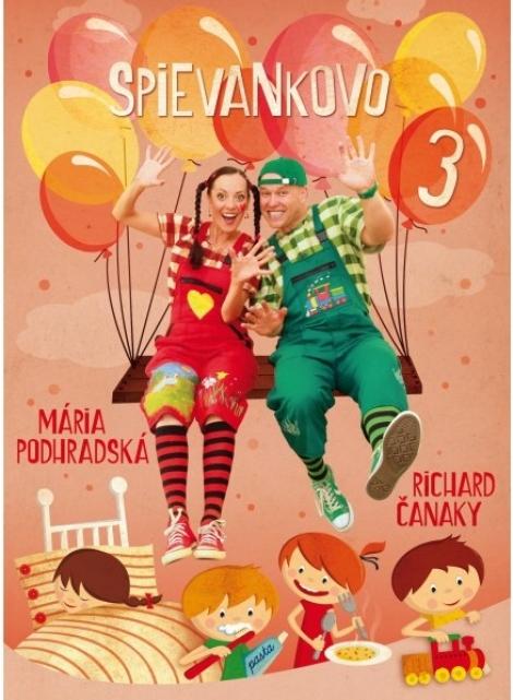 Spievankovo 3 - DVD -