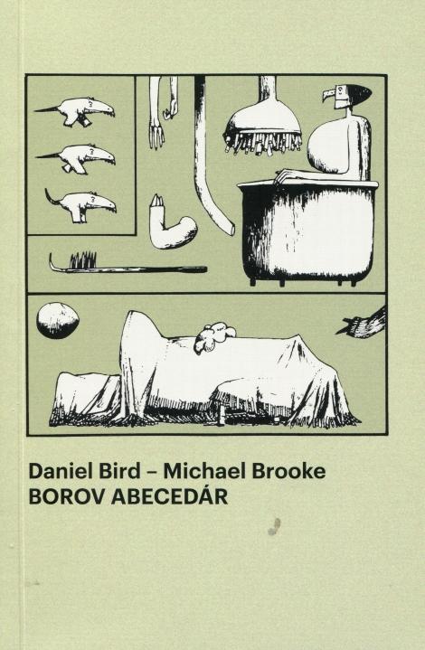 Borov abecedár - Daniel Bird, Michael Brooke