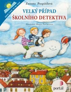 Velký případ školního detektiva - Zuzana Pospíšilová