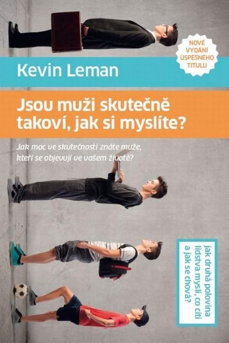 Jsou muži skutečně takoví, jak si myslíte? - Kevin Leman