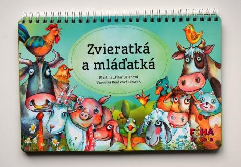Zvieratká a mláďatká - Martina Jelenová