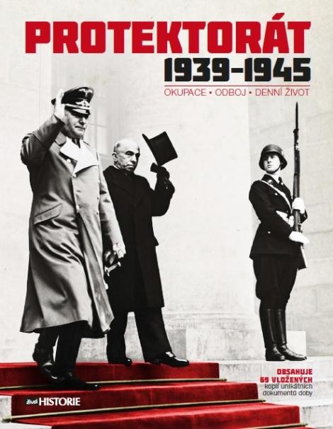 Protektorát 1939 - 1945 - kolektív