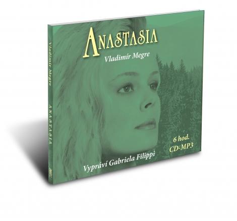 Anastasia - 1. díl (audiokniha) -