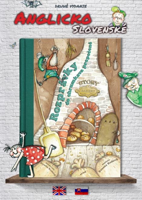 Rozprávky do chrumkava prepečené - Story Bakery