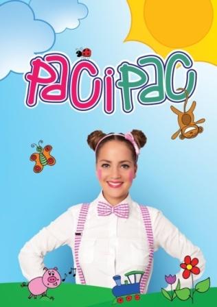 Paci Pac - DVD -