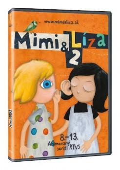 Mimi a Líza 2 DVD - Animovaný seriál pre deti