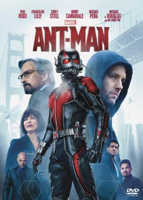 Ant-Man - Edgar Wright, Joe Cornish, Adam McKay, Paul Rudd