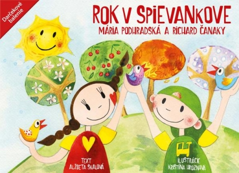 Rok v Spievankove - Alžbeta Skalová