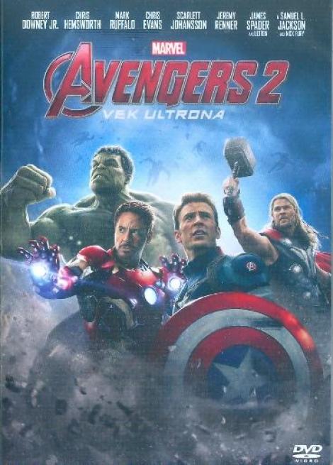 Avengers 2: Age of Ultron - Joss Whedon, Stan Lee, Jack Kirby