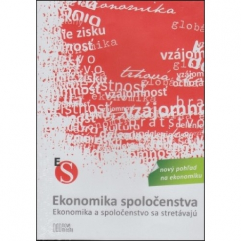 Ekonomika spoločenstva - Ekonomika a spoločenstvo sa stretávajú - DVD