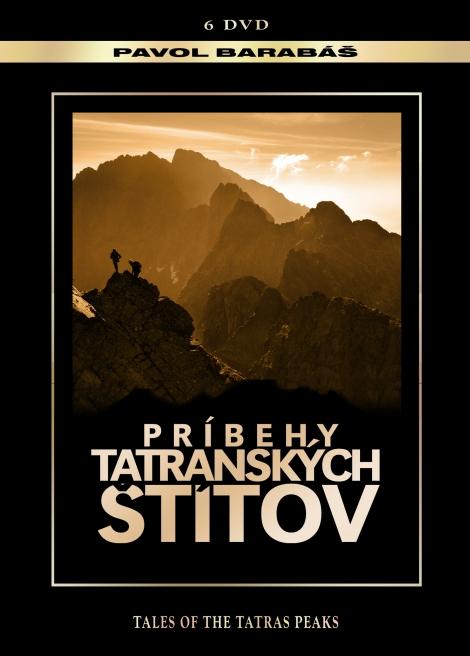 Príbehy tatranských štítov (kolecia 6 DVD) -