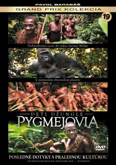 Pygmejovia - deti džungle - Pavol Barabáš