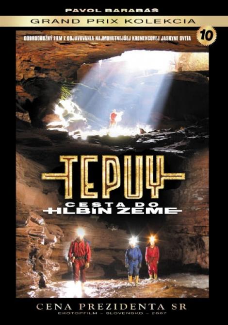 Tepuy - Cesta do hlbín zeme - 10