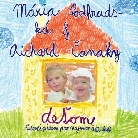 Deťom 1 - ľudové piesne pre najmenšie deti