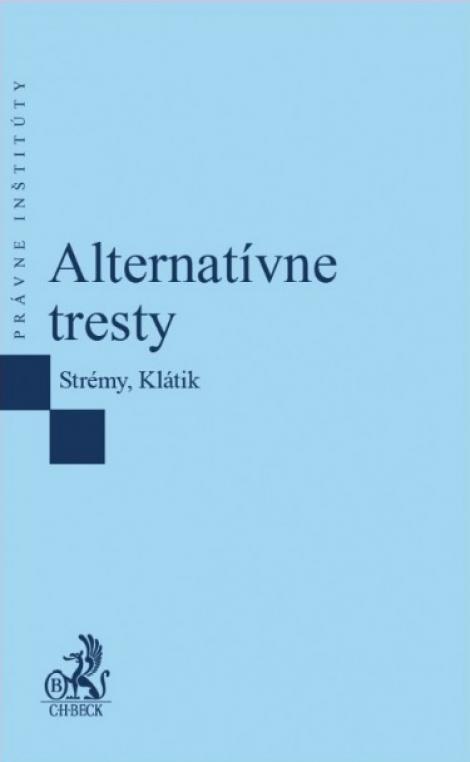 Alternatívne tresty -