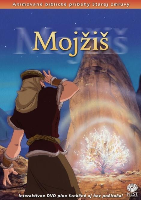 Mojžiš - Animované biblické príbehy Starej zmluvy 4