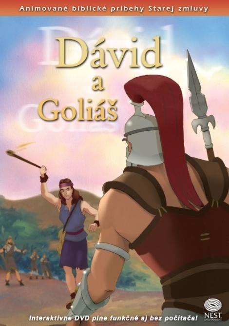 Dávid a Goliáš - Animované biblické príbehy Starej zmluvy 7