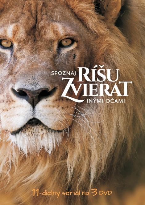 Spoznaj ríšu zvierat inými očami - 11 - dielny seriál na 3 DVD