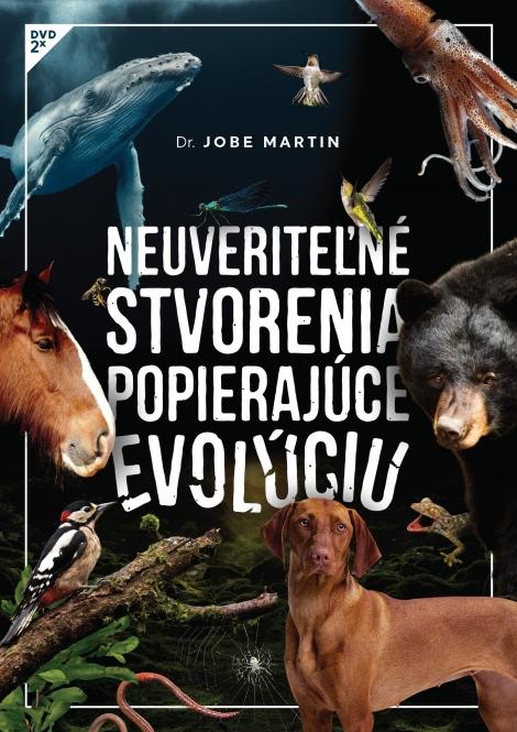 Neuveriteľné stvorenia popierajúce evolúciu (2x DVD) -