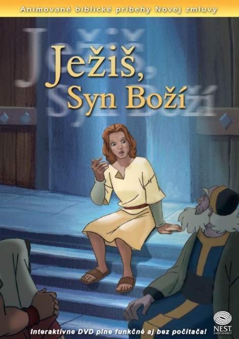 Ježiš, Syn Boží - Animované biblické príbehy Novej zmluvy 3