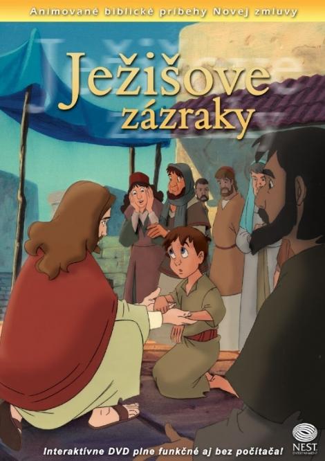 Ježišove zázraky - Animované biblické príbehy Novej zmluvy 8