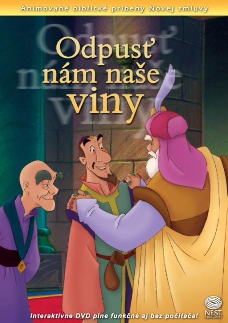 Odpusť nám naše viny - Animované biblické príbehy Novej zmluvy 11