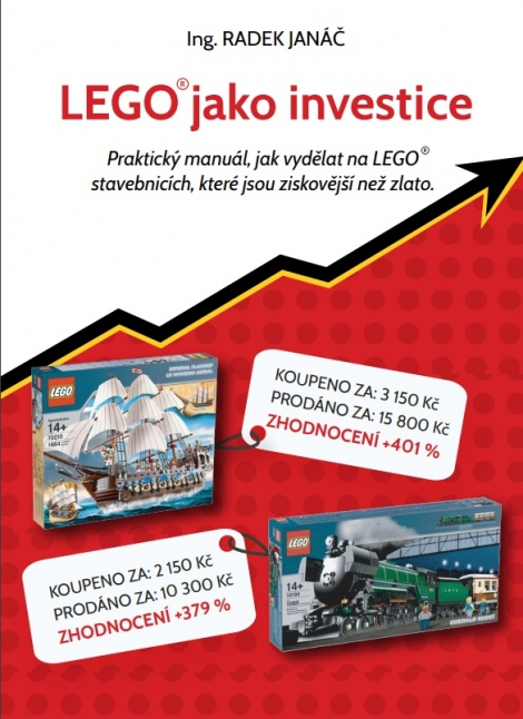 LEGO jako investice - Radek Janáč