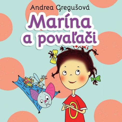 Marína a povaľači CD (audiokniha) -