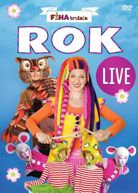 Fíha tralala - ROK live - DVD -