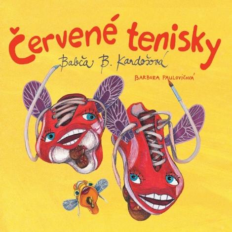 Červené tenisky CD (audiokniha) -