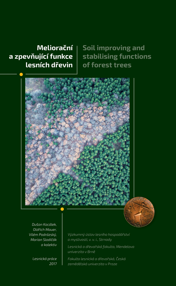 Meliorační a zpevňující funkce lesních dřevin