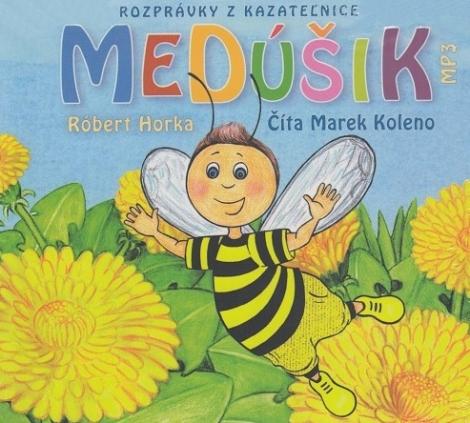 Medúšik - CD - Rozprávky z kazateľnice
