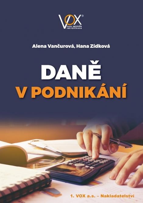 Daně v podnikání -