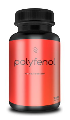 Polyfenoly (resveratrol a iné) (240 kapsúl)