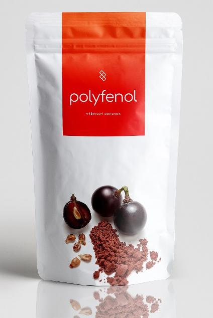 Polyfenoly (resveratrol a iné)
