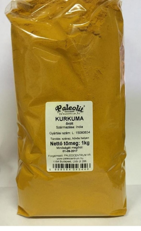 Kurkuma - Kvalitná mletá kurkuma priamo z Indie.