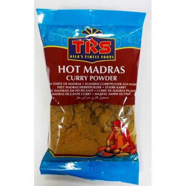 Kari madras - S kari korením (100 gr)