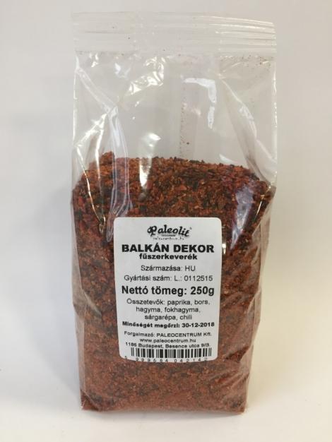 Balkánske korenie - Sušené (50 g)